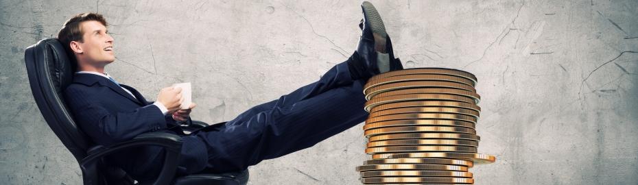 Geldanlage Firmenkunden