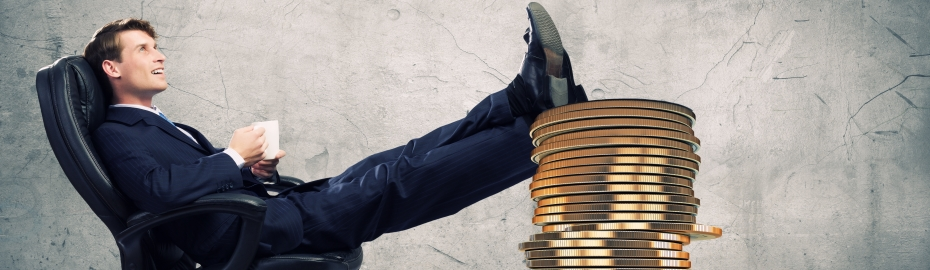 Geld anlegen Firmenkunden
